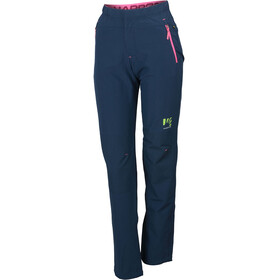 Karpos Free Shape Stone - Pantalones de Trekking Mujer - azul